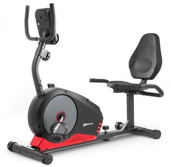 Hop-Sport, Rower leżący HS-040L, Root, czerwony-Hop-Sport