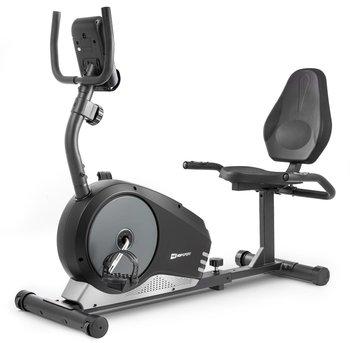 Hop-Sport, Rower leżący HS-040L, Root, srebrny-Hop-Sport