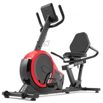 Hop-Sport, Rower leżący, HS-060L Pulse, czerwony-Hop-Sport