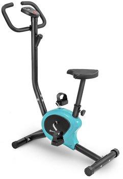 Hop-Sport, Rower mechaniczny, HS-010H Rio, turkusowy-Hop-Sport