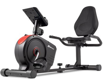 Hop-Sport, Rower treningowy, HS-2050L Beat, czerwony-Hop-Sport