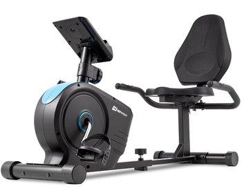 Hop-Sport, Rower treningowy, HS-2050L Beat, niebieski-Hop-Sport