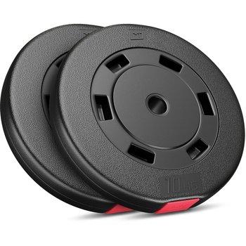Hop-Sport, Zestaw obciążeń kompozytowych 2x10kg-Hop-Sport