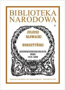 Horsztyński-Słowacki Juliusz