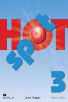 Hot Spot 3 Activity Book-Granger Colin, Stannett Katherine