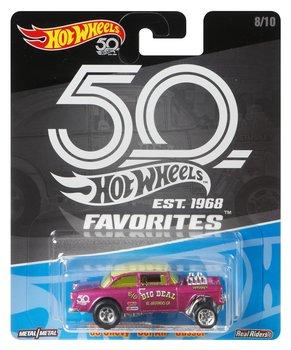 8bc5b6ccc56da Hot Wheels, samochodzik Premium, 50 rocznica, FLF35/FLF43 - Hot ...