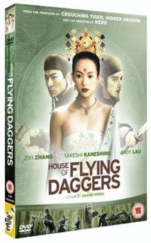 House of Flying Daggers (brak polskiej wersji językowej)-Yimou Zhang