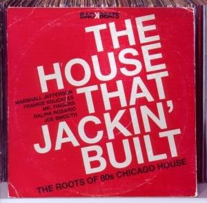 House That Jackin Built Various Artists Muzyka Sklep Empik Com