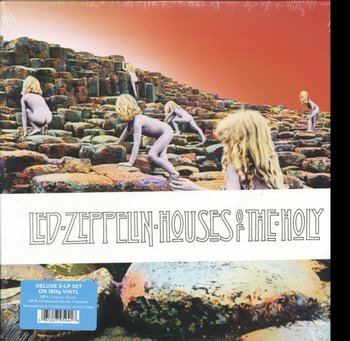 Houses Of The Holy (Deluxe Remastered Vinyl)-Led Zeppelin