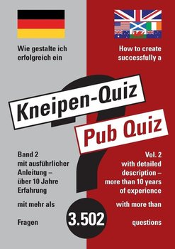How to create successfully a Pub Quiz - Marquardt Sabine
