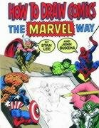 """How to Draw Comics the """"Marvel"""" Way-Lee Stan"""