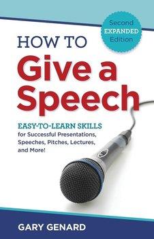 How to Give a Speech-Genard Gary