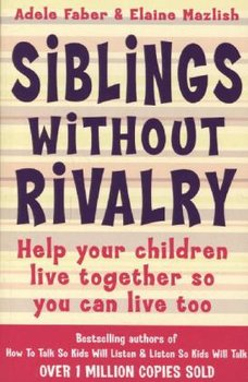 How To Talk: Siblings Without Rivalry-Faber Adele