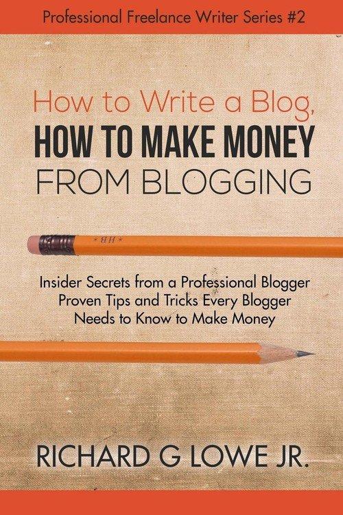 how to make money a blog