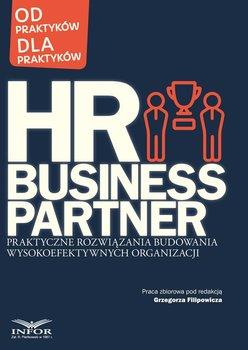 HR Business Partner. Praktyczne rozwiązania budowania wysokoefektywnych organizacji                      (ebook)