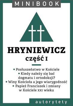 Hryniewicz [teolog]. Minibook-Hryniewicz Wacław
