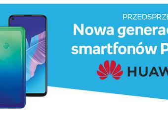 Huawei P40 lite i P40 lite E w przedsprzedaży – promocyjna cena na ciekawe smartfony