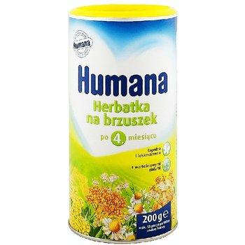 Humana, Herbatka na brzuszek, 200 g-Humana