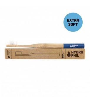 Hydrophil, szczoteczka naturalna do zębów z biodegradowalnego bambusa, włosie miękkie, 1 szt.-Hydrophil