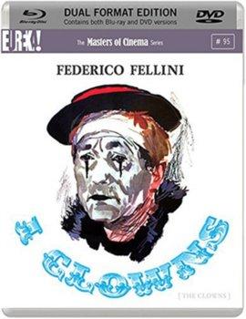 I Clowns - The Masters of Cinema Series (brak polskiej wersji językowej)-Fellini Federico