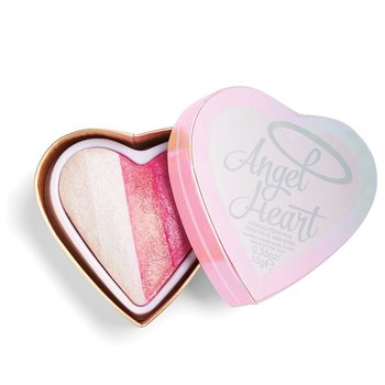 I Heart Revolution, I Heart Revolution, rozświelacz do twarzy i oczu Angel Heart, 10 g-I Heart Revolution