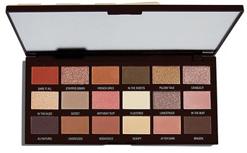 I Heart Revolution, Palette Chocolate, paleta cieni do powiek Nudes, 22 g - I Heart Revolution