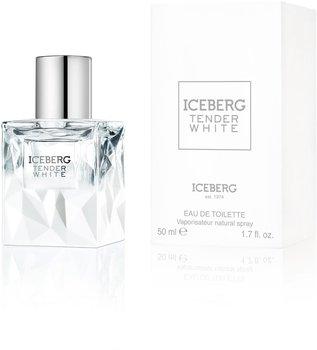 Iceberg, Tender White, woda toaletowa, 50 ml-Iceberg