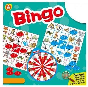 Icom, gra rodzinna Bingo -Icom