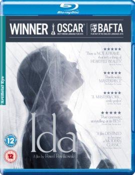 Ida (brak polskiej wersji językowej)-Pawlikowski Paweł