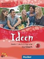 Ideen 3. Kursbuch-Krenn Wilfried, Puchta Herbert