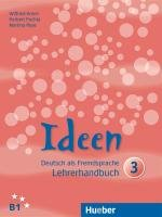 Ideen 3. Lehrerhandbuch-Krenn Wilfried, Puchta Herbert, Rose Martina