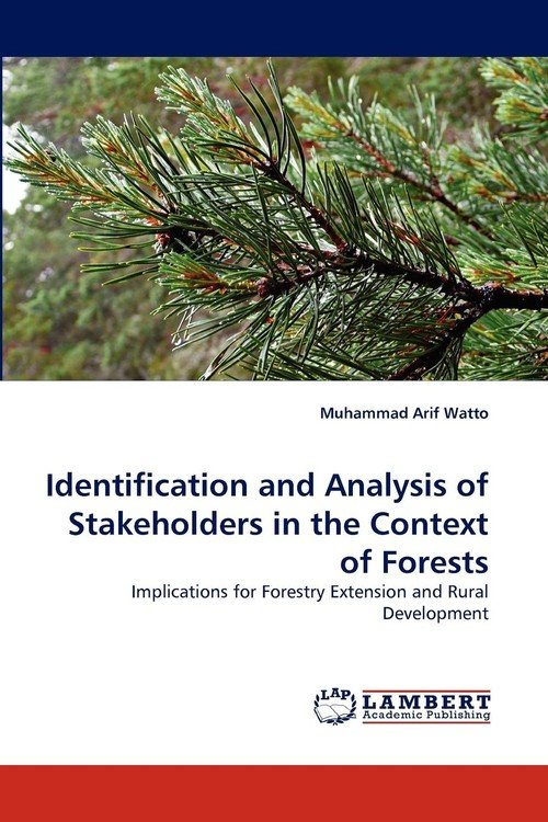 Identification and Analysis of Stakeholders in the Context ...