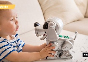 Idzie nowe, czyli zabawy interaktywne – zabawki technologiczne