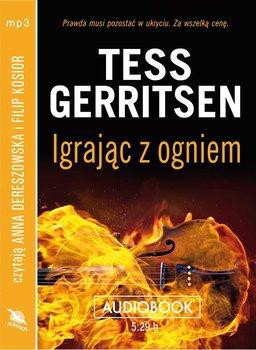Igrając z ogniem-Gerritsen Tess