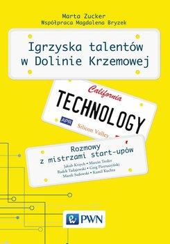 Igrzyska talentów w Dolinie Krzemowej. Rozmowy z mistrzami start-upów                      (ebook)