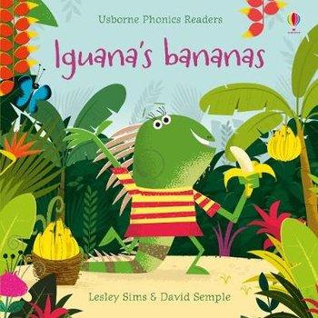 Iguana's Bananas-Sims Lesley