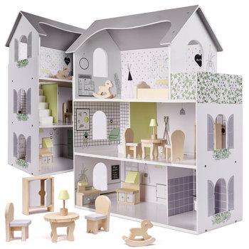 Ikonka, domek dla lalek z akcesoriami-Ikonka