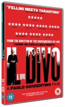 Il Divo (brak polskiej wersji językowej)-Sorrentino Paolo