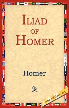 Iliad of Homer-Homer
