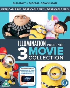 Illumination Presents: 3-movie Collection (brak polskiej wersji językowej)-Balda Kyle, Coffin Pierre, Renaud Chris