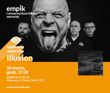 Illusion | Empik Nowy Świat