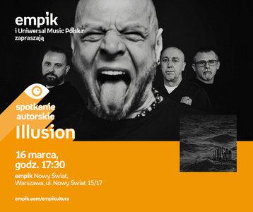 Illusion | Empik Nowy Świat