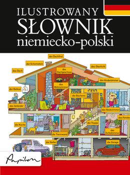 Ilustrowany słownik niemiecko-polski-Lang Jacek, Filipek Maria