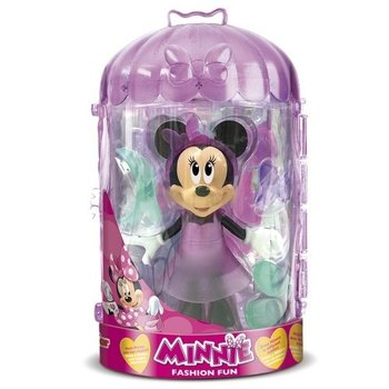 IMC Toys, figurka Minnie Modnisia, zestaw-IMC Toys
