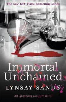 Immortal Unchained: Book Twenty-Five-Sands Lynsay