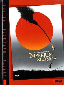 Imperium słońca (Kolekcja Gazety Wyborczej 10)-Spielberg Steven