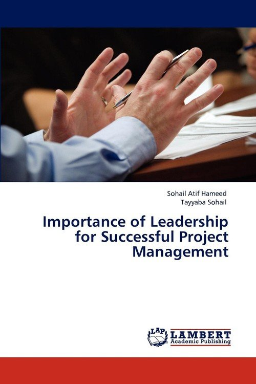 importance of leadership in project management pdf