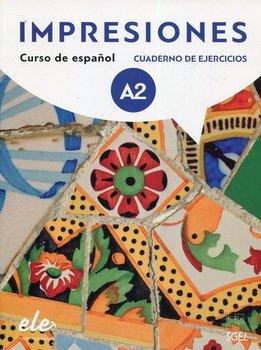 Impresiones A2. Ćwiczenia + CD-Opracowanie zbiorowe