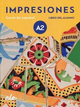 Impresiones A2. Podręcznik + zawartość online-Opracowanie zbiorowe