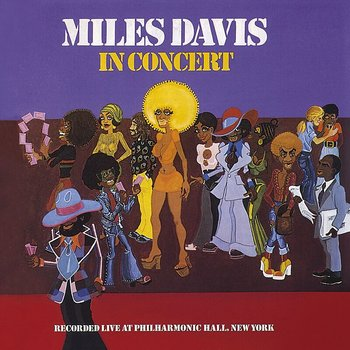 In Concert-Davis Miles, Henderson Michael, Al Foster, Garnett Carlos, Mtume